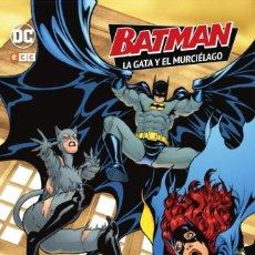 Cómics: BATMAN : LA GATA Y EL MURCIELAGO - ECC / DC / TAPA DURA. Lote 204748801