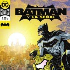 Cómics: BATMAN Y LA SEÑAL - ECC / DC / RUSTICA. Lote 204749011