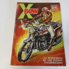 Cómics: COMICS BOW X Nº 2 DE COMICS DS AÑO 1981 EN BLANCO Y NEGRO. Lote 204843830