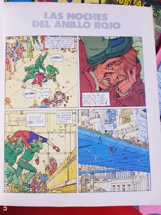 Cómics: lote 6 comics-metal hurlant-buen estado-ANTIGUAS-COLECCIONISTAS-RAROS+ESCASOS-ver fotos - Foto 4 - 204846082