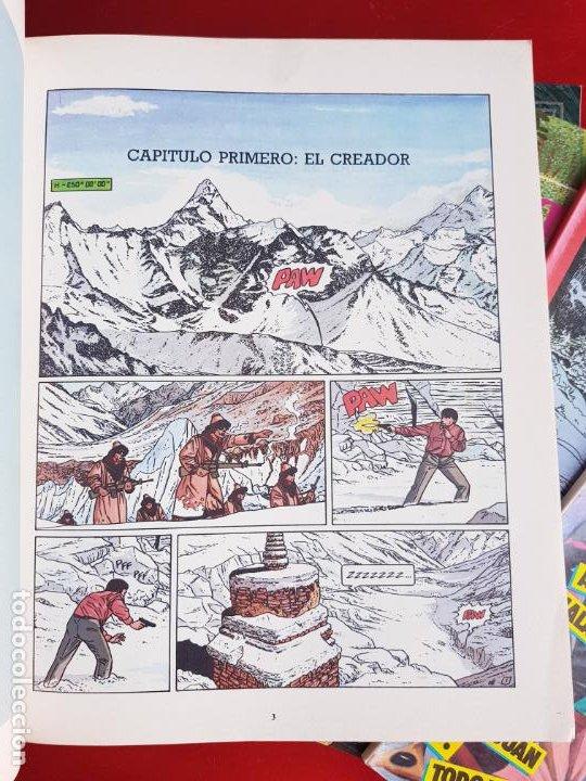 Cómics: lote 6 comics-metal hurlant-buen estado-ANTIGUAS-COLECCIONISTAS-RAROS+ESCASOS-ver fotos - Foto 7 - 204846082