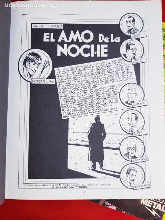 Cómics: lote 6 comics-metal hurlant-buen estado-ANTIGUAS-COLECCIONISTAS-RAROS+ESCASOS-ver fotos - Foto 14 - 204846082