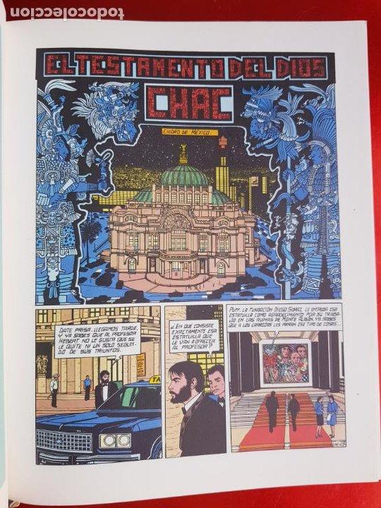 Cómics: lote 6 comics-metal hurlant-buen estado-ANTIGUAS-COLECCIONISTAS-RAROS+ESCASOS-ver fotos - Foto 17 - 204846082