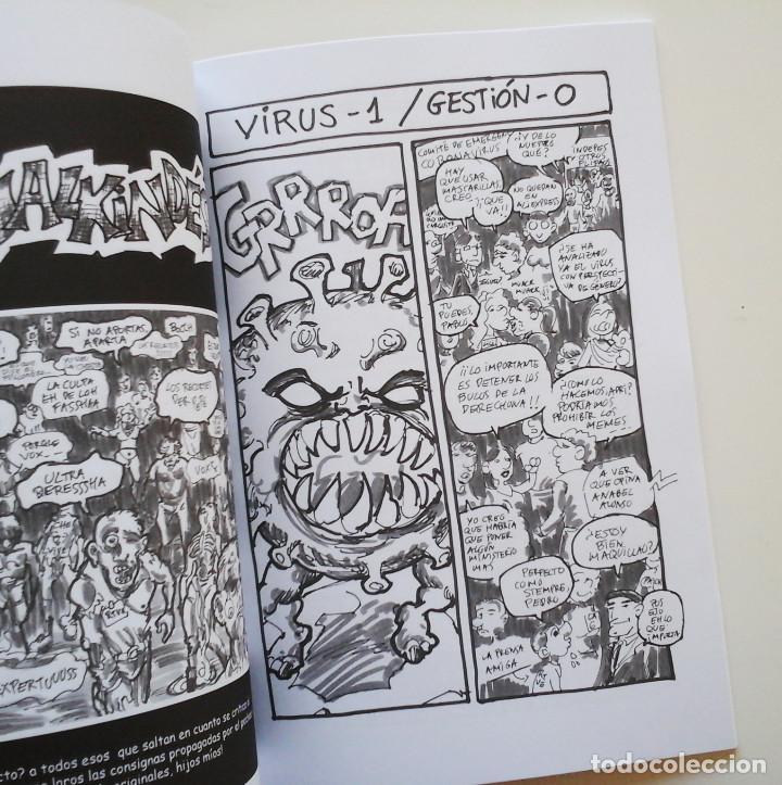 Cómics: #humorfacha vol.2, el fanzine crítico con el poder. - Foto 2 - 204983645