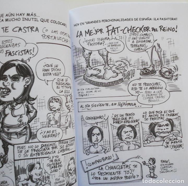 Cómics: #humorfacha vol.2, el fanzine crítico con el poder. - Foto 4 - 204983645