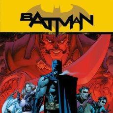 Cómics: BATMAN SAGA : BATMAN E HIJO : LA RESURRECCIÓN DE RA´S AL GHUL - ECC / DC / TAPA DURA. Lote 204985042
