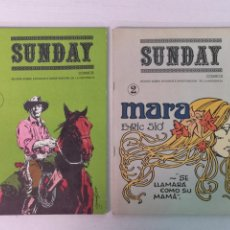 Cómics: SUNDAY COMICS REVISTA INVESTIGACIÓN DE LA HISTORIETA 1976. Lote 204986083