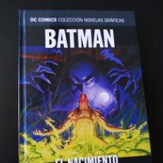 Cómics: EXCELENTE ESTADO BATMAN EL NACIMIENTO DEL DEMONIO PARTE 2 VOLUMEN 28 NOVELAS GRAFICAS DC ECC. Lote 204987043