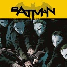 Cómics: BATMAN SAGA : NUEVO UNIVERSO : LA NOCHE DE LOS BUHOS - ECC / DC / TAPA DURA / SCOTT SNYDER. Lote 204993328