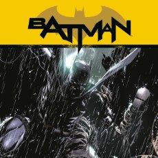 Cómics: BATMAN SAGA : NUEVO UNIVERSO : ORIGEN - ECC / DC / TAPA DURA / SCOTT SNYDER. Lote 204994856