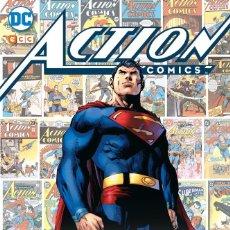 Cómics: ACTION COMICS : 80 AÑOS DE SUPERMAN - ECC / DC / TAPA DURA / NUEVO DE EDITORIAL. Lote 205029078