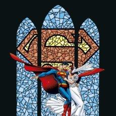 Cómics: LA BODA DE SUPERMAN - ECC / DC / TAPA DURA. Lote 205030051