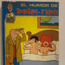 Cómics: TEBÉO ERÓTICO. ED. MARC BEN. EL HUMOR DE BOLSI-RISA. AÑOS 70.. Lote 205071636