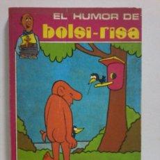Cómics: TEBÉO ERÓTICO. ED. MARC BEN. EL HUMOR DE BOLSI-RISA. ¡CU-CU!. AÑOS 70.. Lote 205075956