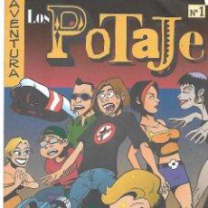Cómics: LOS POTAJE Nº 1. Lote 205098248