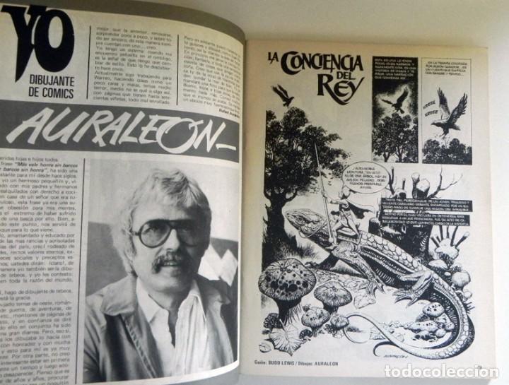 Cómics: LOTAZO GRAN LOTE DE COMICS ZONA 84 TOTEM EL COMIX INTERNACIONAL 1984 CÓMIC PARA ADULTOS JOYA FOSTER - Foto 12 - 205104512