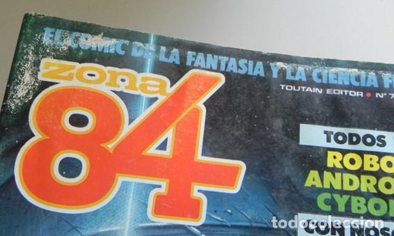 Cómics: LOTAZO GRAN LOTE DE COMICS ZONA 84 TOTEM EL COMIX INTERNACIONAL 1984 CÓMIC PARA ADULTOS JOYA FOSTER - Foto 16 - 205104512
