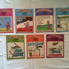 Cómics: COMICICLO 7 NUMEROS.. Lote 205204262