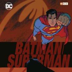 Cómics: BATMAN Y SUPERMAN : LOS MEJORES DEL MUNDO - ECC / DC / TAPA DURA. Lote 205256042
