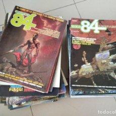 Cómics: LOTE ZONA 84 1-63(FALTAN VER DESCRIPCIÓN). Lote 205283835
