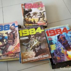 Cómics: LOTE 1984 2-64 (FALTAN. VER DESCRIPCIÓN). Lote 205288592