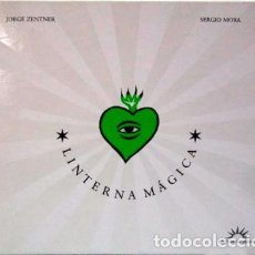 Cómics: LINTERNA MAGICA (JORGE ZENTNER / SERGIO MORA) EDICIONS DE PONENT - CARTONE - IMPECABLE - OFM15. Lote 205343028