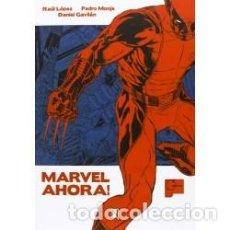 Cómics: MARVEL AHORA (RAUL LOPEZ / PEDRO MONJE / DANIEL GAVILAN) NINTH EDICIONES IMPECABLE PRECINTADO OFM15. Lote 205343631