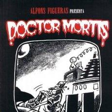 Cómics: DOCTOR MORTIS (ALFONS FIGUERAS) EL PATITO EDITORIAL - IMPECABLE - OFM15. Lote 205347992