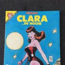 Cómics: CLARA DE NOCHE - PENDONES DEL HUMOR Nº 93 - EDICIONES EL JUEVES - 1993 - ¡NUEVO!. Lote 205355025
