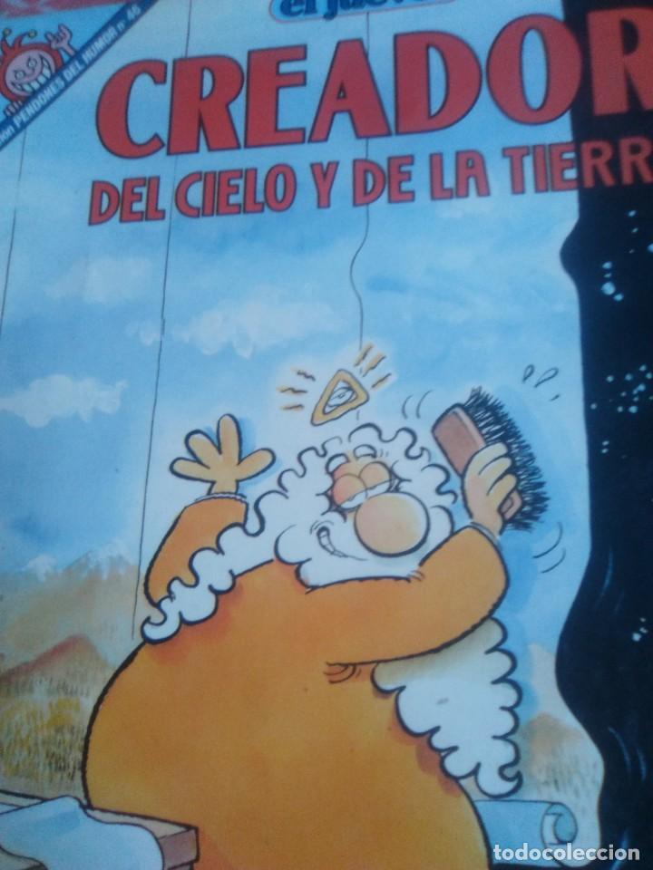 PENDONES DEL HUMOR - NUMERO 46 - CREADOR DEL CIELO (Tebeos y Comics - Comics otras Editoriales Actuales)
