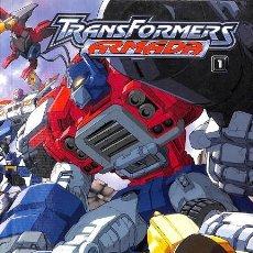 Cómics: TRANSFORMERS ARMADA 1. Lote 205525877