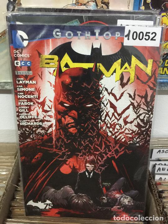 ECC BATMAN GOTHTOPIA NUMERO 1 MUY BUEN ESTADO (Tebeos y Comics - Comics otras Editoriales Actuales)
