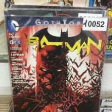 Cómics: ECC BATMAN GOTHTOPIA NUMERO 1 MUY BUEN ESTADO. Lote 205535192
