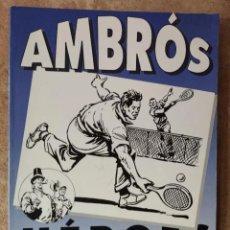 Cómics: AMBROS, HÉROES DEL DEPORTE 3, EL BOLETÍN. Lote 205538652