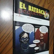 Cómics: EL PEQUEÑO BATRACIO AMARILLO 6. GRAPA. VARIOS AUTORES. REVISTA HUMOR INFANTIL. BUEN ESTADO. DIFICIL. Lote 205601568
