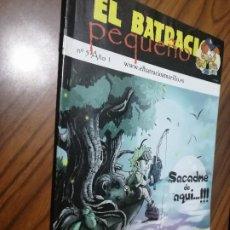 Cómics: EL PEQUEÑO BATRACIO AMARILLO 5. GRAPA. VARIOS AUTORES. REVISTA HUMOR INFANTIL. BUEN ESTADO. DIFICIL. Lote 205601643
