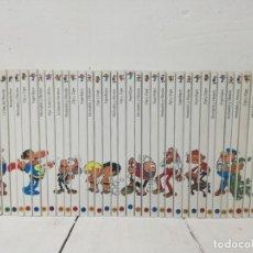 Cómics: LAS MEJORES HISTORIETAS DEL COMIC ESPAÑOL ¡ 40 TOMOS COMPLETA ! BIBLIOTECA EL MUNDO. Lote 205656763