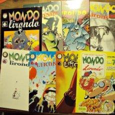 Cómics: MONDO LIRONDO COMPLETA - 1ª EDICIÓN 1993. Lote 205657813