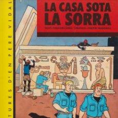 Cómics: LES AVENTURES D´EN PERE VIDAL 1, 2 Y 3 - UNICORN 1983. Lote 205707298
