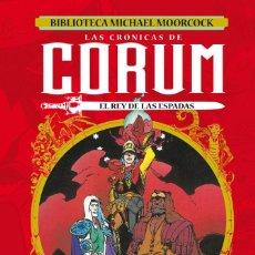 Cómics: CÓMICS. LAS CRONICAS DE CORUM 3. EL REY DE LAS ESPADAS - BARON/SHAINBLUM/HOOPER/THOMPSON (CARTONÉ). Lote 205744832