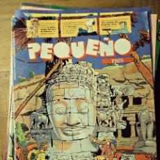 Cómics: PEQUEÑO PAÍS - LOTE 115 EJEMPLARES - MAX, BEROY, SEGUÍ, PERE JOAN, BELTRÁN.... Lote 205764718