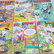 Cómics: LOTE DE MORTADELO, ZIPI Y ZAPE, DDT,, TÍO VIVO, BRUGUELANDIA. Lote 205772666