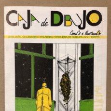 Cómics: CAJA DE DIBUJO Nº 2 (ASTURIAS 1984) . HISTÓRICO FANZINE COMICS E ILUISTRACION AYTO DE LANGREO.. Lote 205792750