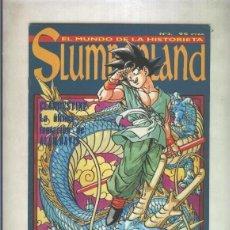 Cómics: SLUMBERLAND REVISTA ESTUDIO COMICS NUMERO 03. Lote 205793925
