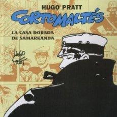 Cómics: COLECCION COLOR NUMERO 02: LA CASA DORADA DE SAMARKANDA. Lote 205793976
