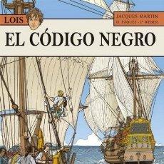 Cómics: LOIS Nº 3 EL CODIGO NEGRO (J. MARTIN / O. PAQUES) NETCOM2 - CARTONE - IMPECABLE - SUB01M. Lote 205799648