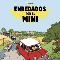 Cómics: ENREDADOS POR EL MINI - INTEGRAL (REGRIC) NETCOM2 - CARTONE - IMPECABLE - SUB01M. Lote 205800880