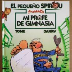 Cómics: EL PEQUEÑO SPIROU PRESENTA MI PROFE DE GIMNASIA, POR TOME Y JANRY (KRAKEN, 2010).. Lote 205813231