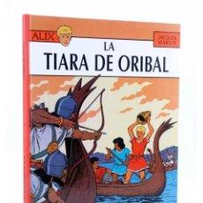 Cómics: ALIX Nº 4 LA TIARA DE ORIBAL (JACQUES MARTIN) NETCOM2 - CARTONE - IMPECABLE - SUB01M. Lote 205823057