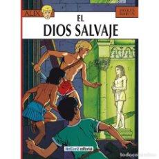Cómics: ALIX Nº 9 EL DIOS SALVAJE (JACQUES MARTIN) NETCOM2 - CARTONE - IMPECABLE - SUB01M. Lote 205823812